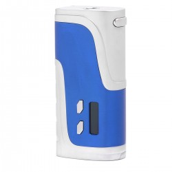 Authentic Pioneer4you iPV400 200W TC VW Variable Wattage Box Mod - Blue, Aluminum Alloy, 10~200W, 2 x 18650