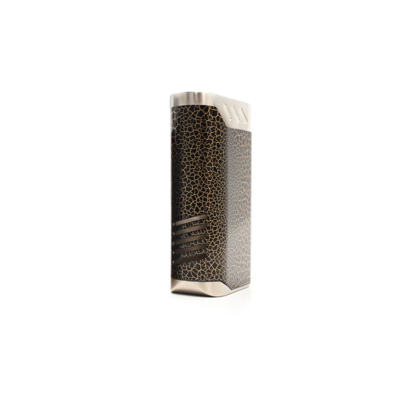 Pre-order Authentic IJOY Limitless LUX TC VW Variable Wattage Box Mod - Leopard Print, Zinc Alloy, 5~215W, 2 x 26650