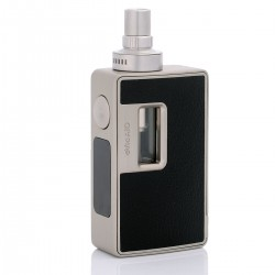Authentic Joyetech eVic AIO TC VW Variable Wattage Stater Kit - Silver, Stainless Steel, 1~75W, 1 x 18650