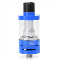 Authentic Innokin iSub V Sub Ohm Tank Clearomizer - Blue, Stainless Steel, 3ml, 0.5 Ohm