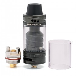 28% OFF Only $52.55 fo Authentic Fumytech WindForce RTA