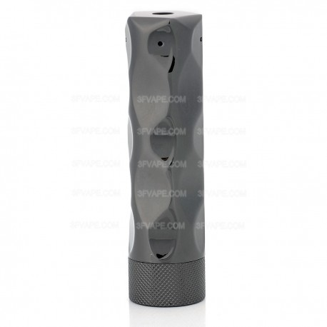 The Stealth Style Mechanical Mod - Gun Color, Brass, 1 x 18650