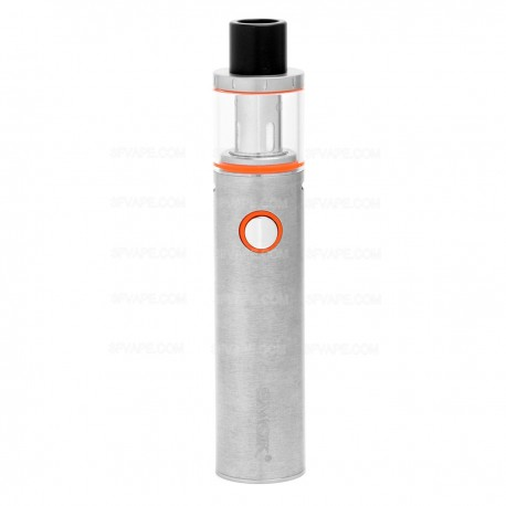 Authentic Smoktech Smok Vape Pen 22 1650mah 22mm Silver