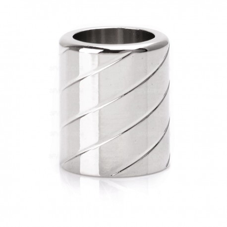 Stainless Steel Drip Tip for Aspire Nautilus X Clearomizer - Silver, 14mm