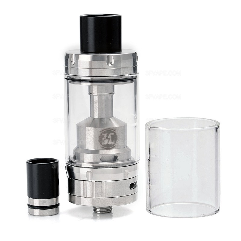 Authentic Ehpro Billow V2 5 Rta Silver 25mm 6ml