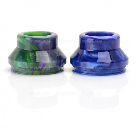 Replacement Drip Tip for 24mm RDA - Random Color, Resin, 15mm