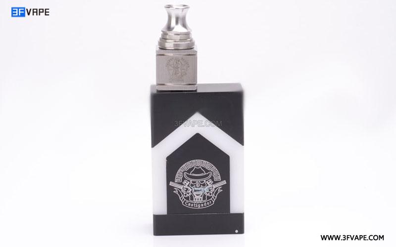 Castigador Delrin Style Box Mod