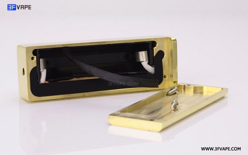 SXK NEBULA BOX MOD BATTERY CAPSULE