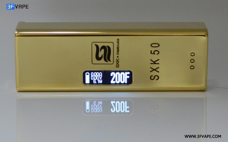 Temperature control SXK Nebula