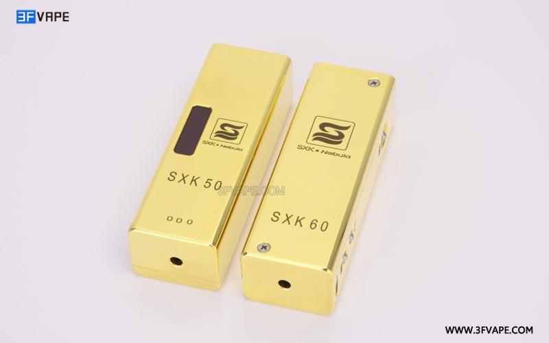 SXK NEBULA BOX MOD 50W 60W