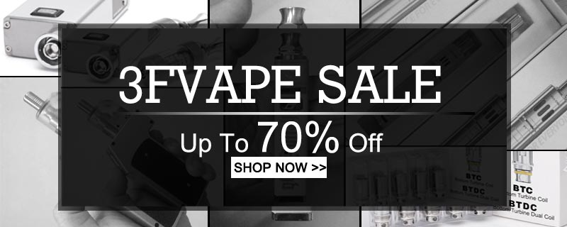 3FVape September Sale