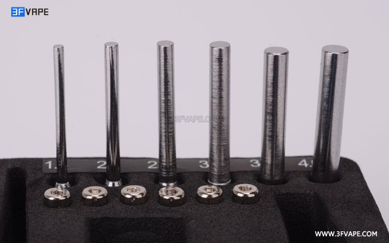 6-size-ecig-coil-jig-poles 3fvape