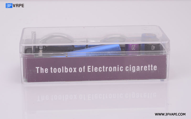 3fvape the-tool-box-of-electronic-cigarette