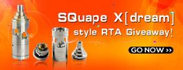 SQ-X dream style RTA - 3FAPE
