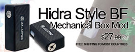 Hidra Style BF Mechanical Box Mod - 3FVape