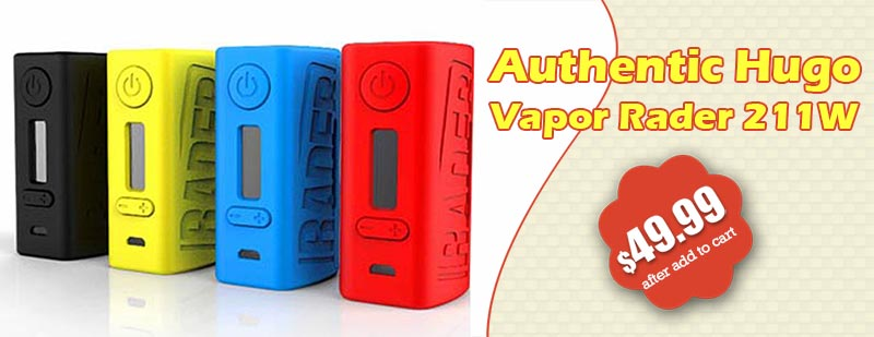 Authentic-Hugo-Vapor-Rader-211W-Box-Mod.