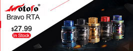 Wotofo Bravo RTA - 3FVAPE