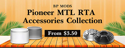 BP Mods Pioneer RTA Accessories