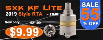 SXK KF Lite 2019 Style RTA Sale
