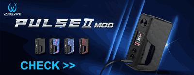Vandy Vape Pulse V2 Sauonk Box Mod