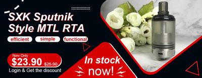 SXK Sputnik Style MTL RTA