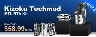 Kizoku Techmod 80W Mod Kit In Stock