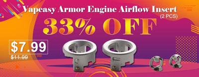 Vapeasy-Armor-Engine-Airflow-Insert(2PCS)