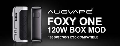 Augvape Foxy One Box Mod 120W