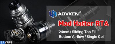 Advken Mad Hatter RTA