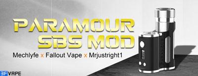 Mechlyfe x Fallout Vape x Mrjustright1 Paramour SBS Mod