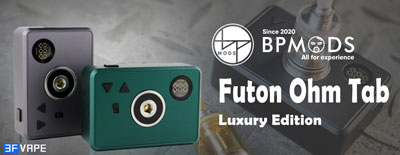 Bp Mods Futon Ohm Tab Luxury Edition