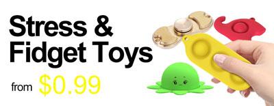 Stree Fidget Toys