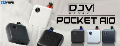 DEJAVU DJV Pocket 40W AIO Pod Kit 950mAh