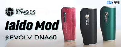 BP Mods Iaido DNA60 Box Mod