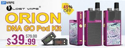 Lost Vape Orion DNA Go Pod Kit Sale
