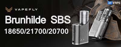 Vapefly Brunhilde SBS 100W