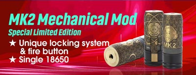 MK2 Special Style Mechanical Mod