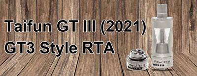 Taifun GT III (2021) style RTA GT3