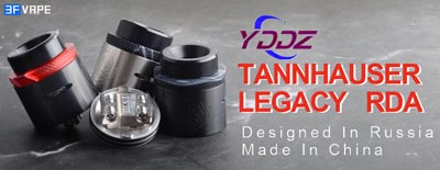 YDDZ Tannhauser Legacy RDA
