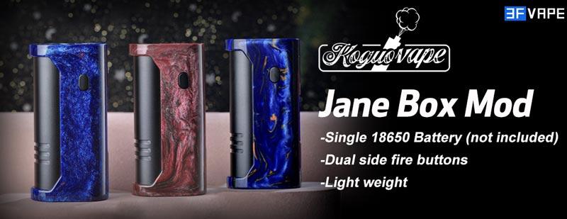 Koguovape Jane 60W Box Mod