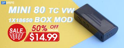 Mini 80W Mod