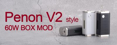 Penon V2 Style Box Mod
