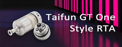 Taifun GT One Style RTA