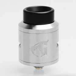Authentic 528 Custom Goon 1.5 RDA - Silver