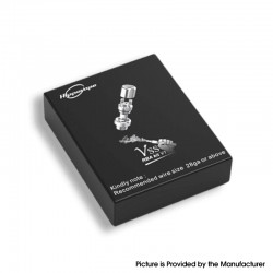 Authentic HippoVape VSS RBA Rebuildable Coil Kit V1 for Artery PAL 2