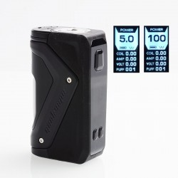 Authentic GeekVape AEGIS 100W TC VW Variable Wattage Squonk Box Mod