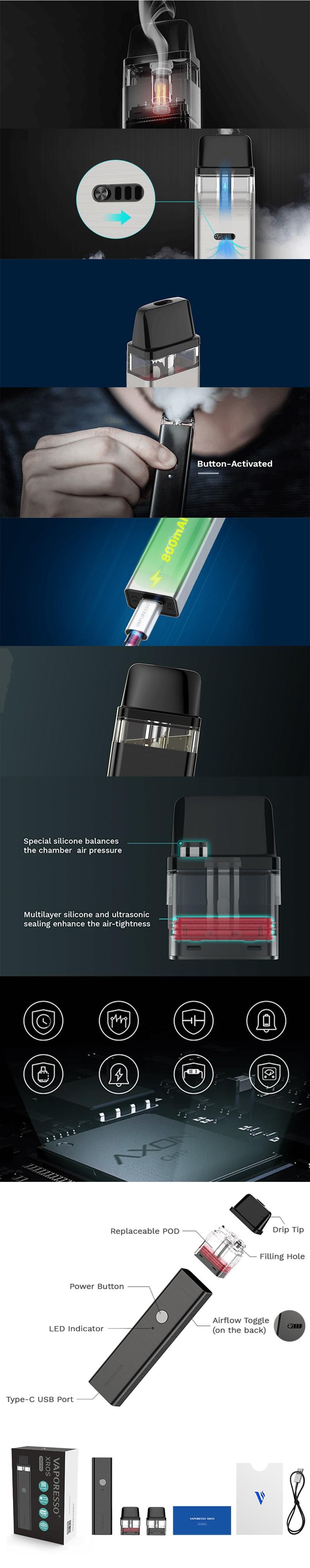 Vaporesso XROS Pod System