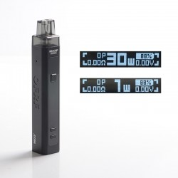 Black OFRF Nexmini Pod System Kit - 800mAh, VW 1~30W, 2.5ml, 0.6ohm