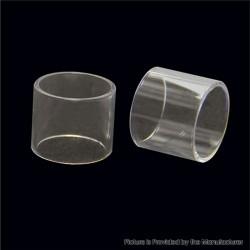 Original Steam Crave Aromamizer Titan V2 RDTA Atomizer Replacement Tank Tube - Transparent, 32ml, Glass (2 PCS)