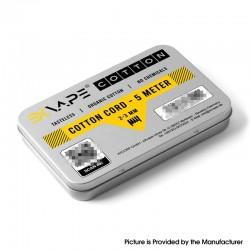 Original Fucig EXvape Expromizer V5 Cotton Rope Suitable for Coil Internal Diameter 2.0~3.0mm
